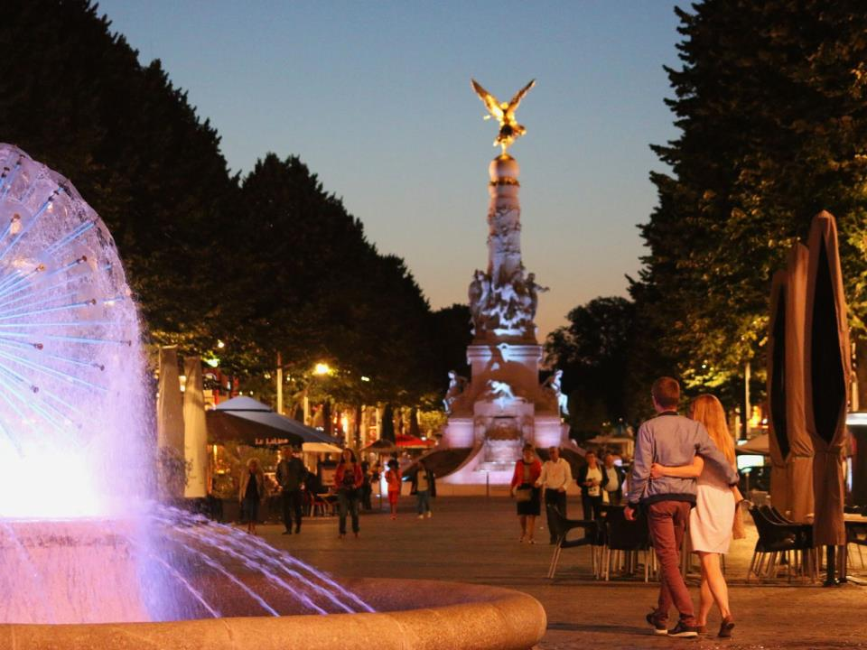 Place d'Erlon Reims - - Pauline Colin