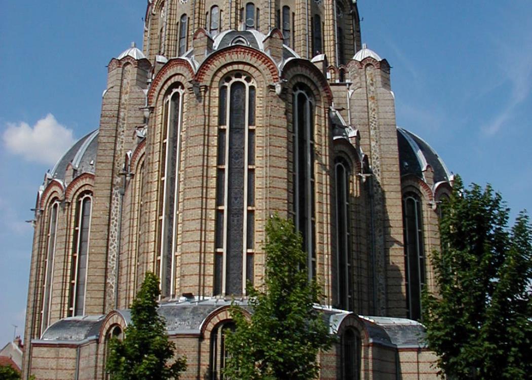 Basilique Sainte Clotilde - Reims