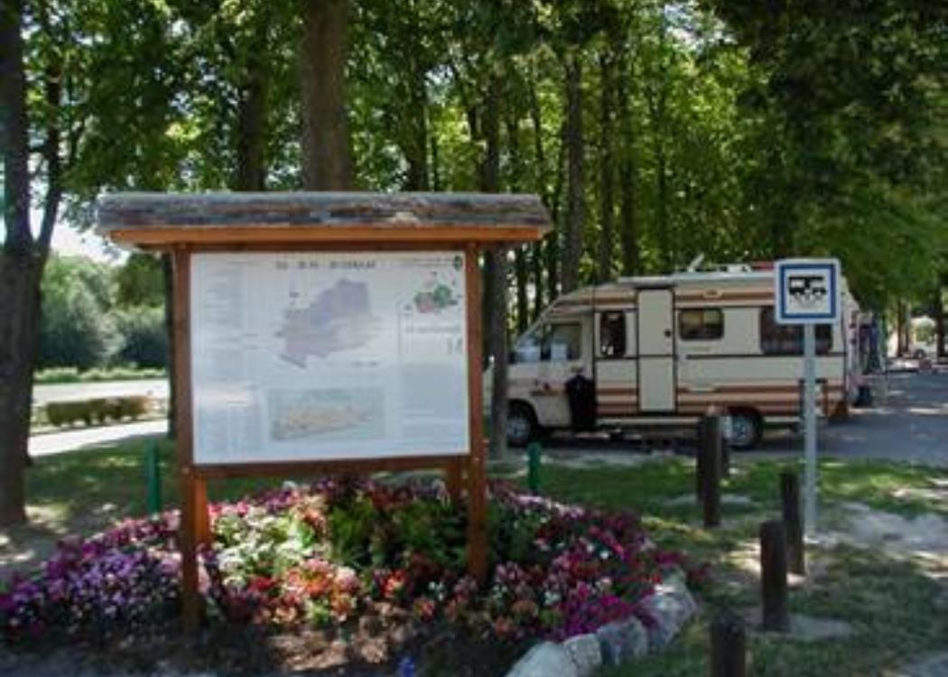 camping car mareuil